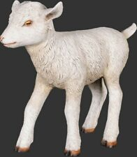 More details for standing walking goat kid statue figure sculpture young doe nanny buck bille new