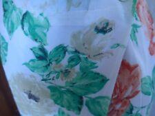 "Adele Palmer (Jag) vintage floral print ""Roses Maxi"" wrap skirt sz 10 (S-M)"