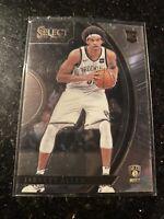 2017-18 Panini Select #83 Jarrett Allen RC Rookie Brooklyn Nets NMMT Card NBA