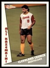 Pacific MSL Soccer Card 1992 - Ali Kazemaini (Cleveland Crunch) No. 147