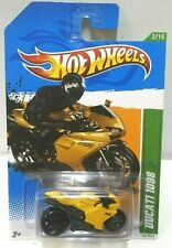 2012 Hot Wheels Treasure Hunt Ducati 1098