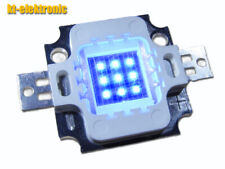 5 Stück 10W Power LED blau 450nm 455nm Meerwasser Aquarium low cost