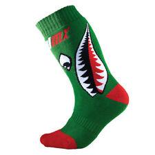 O'Neal Pro MX Youth Kinder Socken Bomber grün/rot Einheitsgröße 2018