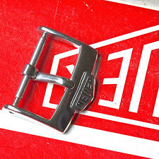 Heuer buckle 18mm Heuer vintage type buckle fits modern watch band 25 sold here