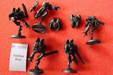 Games Workshop Warhammer 40k Chaos Space Marines Raptors Raptor Squad Metal OOP