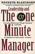 Leadership and the One Minute Manager, Zigarmi, Drea Paperback Book