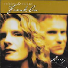 Legacy by Terry & Barbi Franklin (Cd Jun-2014) NEW