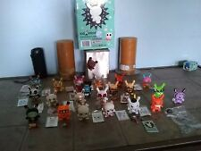 Kidrobot Dunny series 4 100 percent complete set golden ticket all chases, varia