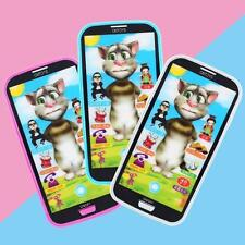 Kids Simulator Music Toy Cell Phone Touch Screen Educational Learning Child New