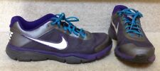 MENS NIKE DUAL FUSION TR III SZ 10 MTLC-GREY/GRIFON RUNNING SHOES 512109 012