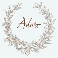 ADORO - DAS BESTE  CD  18 TRACKS KLASSIK-POP BEST OF   NEU