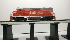 Athearn HO Train Custom Burlington Route EMD GP35 Dummy Diesel Locomotive