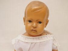 MES-61479Altes Bruno Schmidt Celluloid Baby L:ca.30cm,HM:Schutzmarke Herz,
