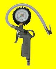 BGS 3201 Reifenfüller Luftdruckprüfer Handreifenfüller bis 12bar mit Schutzkappe