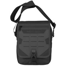 Pentagon Messenger Utility Bag Hiking Trekking Fishing Hunting Shoulder Black