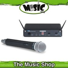 New Samson Concert 88 Handheld Wireless Microphone System 16 Ch UHF Mic - Band D