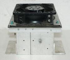 Kühlkörper Kühltunnel Heatsink +120mm PAPST 4656N Lüfter, DIY Eigenbau Aggregat