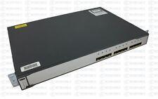 Cisco WS-3750G-12S-S Switch