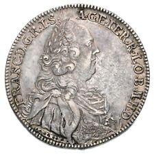GERMANIA NURNBERG Franz I Konventionsthaler 1764 SS-GNR KM#342 Thaler