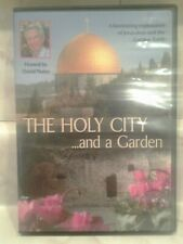 THE HOLY CITY AND A GARDEN DVD FREE SHIPPING