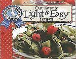 Gooseberry Patch Our Favorite Light & Easy Recipes Cookbook Recipe Book NEW