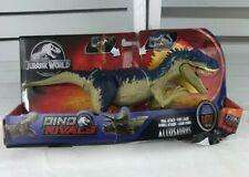 Jurassic World Dino Rivals Dual Attack Allosaurus.