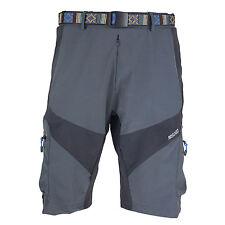 Hosen und Strumpfhosen in Grau für Radsport