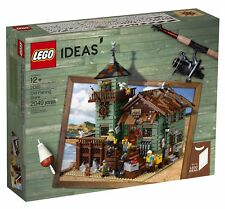 LEGO Old Fishing Store Set 21310 Ideas #018 NEW Sealed