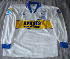 Official Kilmarnock Football Club Players Shirt European Cup Winners Cup 1997