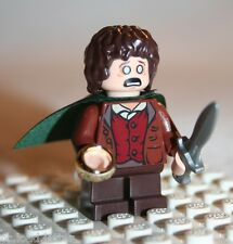 Lego FRODO BAGGINS MINIFIGURE from Lord of the Rings Attack on Weathertop (9472)