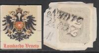 ITALY Ancient Ducates  LOMBARDO VENETO Giorn. 10  cv 1700$ SIGNED DIENA on piece