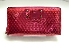 Kate Spade Pink Iridescent Wallet