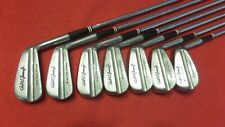 Spalding Bobby Jones Registed Iron Set 2-3-5-6-7-8-9 Men Right Handed