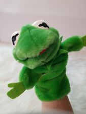 """The Muppets 10"""" Kermit the Frog Plush Hand Puppet"""