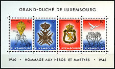 Luxembourg 1985 SG#MS1160 V.E. Day MNH M/S #D40576