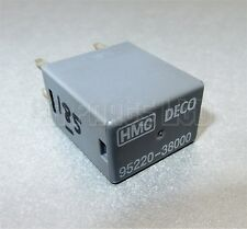 Kia & Hyundai Multi-Use Grey Relay Micro 95220-38000 4-Pin HMC DECO