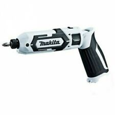 Makita rechargeable pen impact driver white body only TD022DZW