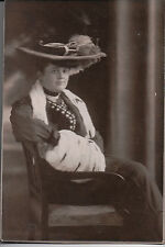 Vintage Press Photo Mss Pearl M. White American Heiress of Gun manufacturer