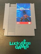 Rare: Super Contra 7 NES Nintendo Custom Game
