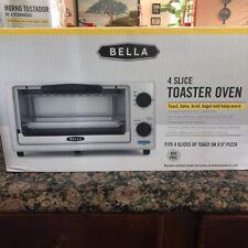 New ListingBella 4 Slice Toaster Oven-Brand New in Box