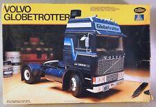 Itaeri Testors 1/24 Volvo Globetrotter *Vintage* Plastic Model Kit *Bad Decal*