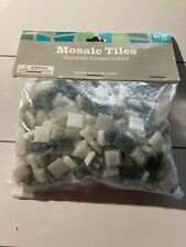 Mosaic Tiles, Assorted Frosted Colors By Hobby Lobby