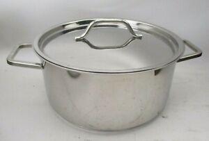 Fissler Stainless Steel Lidded 26cm Casserole Pot