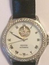 EPOS DIAMOND BEZEL WATCH MODEL NUMBER 3323