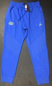 $85 NEW Nike Mens Air Jordan Jumpman Florida Gators Jogger Pant AQ8967-480 XL