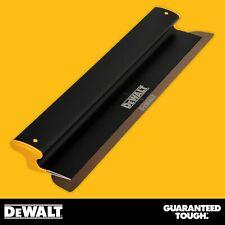 """DEWALT Drywall Skimming Blade 24"""" Finishing Tool Stainless Steel Paint Scraper"""