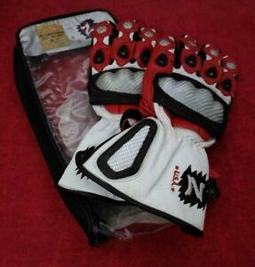 New Z Custom Gloves / Pro Carbon Warriors / 6108-R / Large