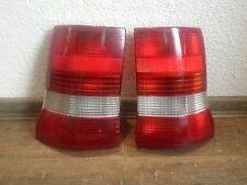 Opel Astra F Caravan Kombi Rückleuchten Rot Weiß