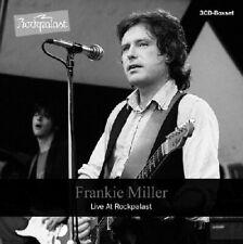 FRANKIE MILLER - Live At Rockpalast - 3 CD  MadeInGermany