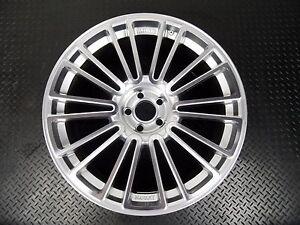 "23"" Genuine Mansory M10 Alloy Wheel In Range Rover / Rolls Royce Fitment 5 x 120"